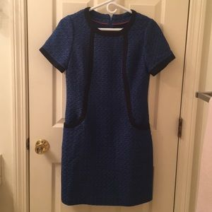 Boden tweed dress